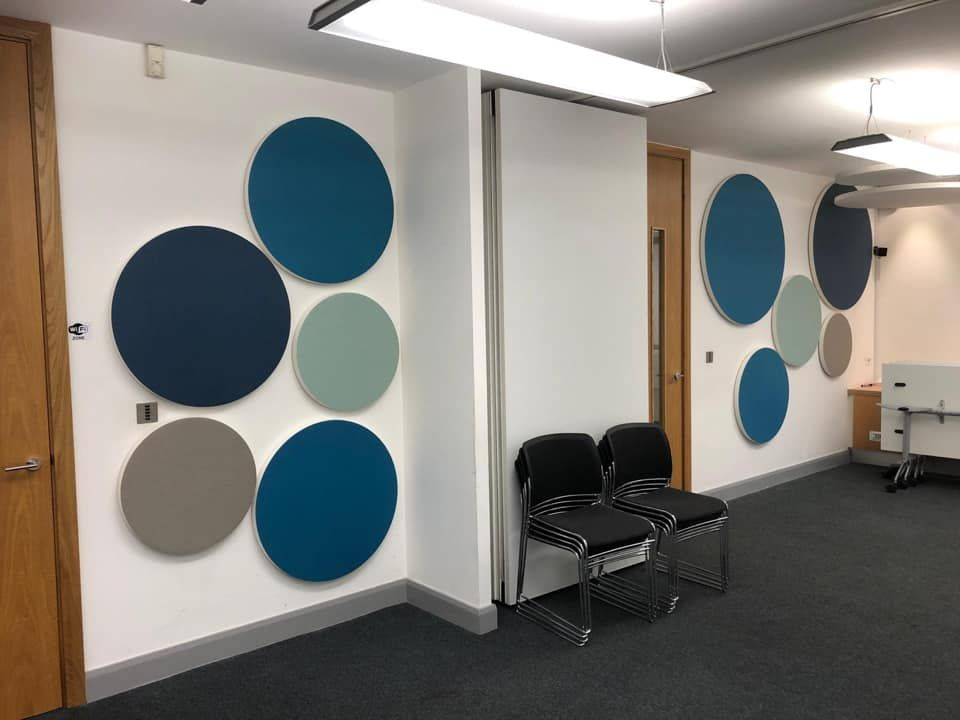 CBS Property Services completed office renovation
