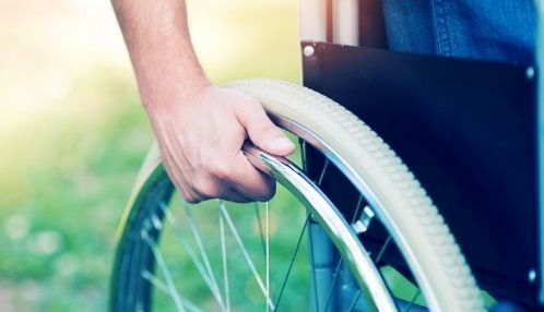 Resin Bound Driveways help disabled people