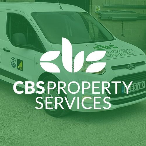 CBS Property Services van