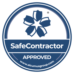 We are now a Safe Contractor!